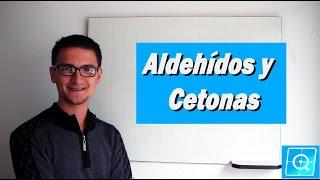 Nomenclatura Orgánica: Aldehídos y Cetonas