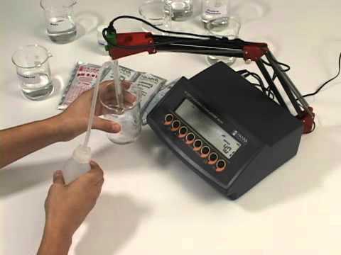 Video instructivo HI 2221