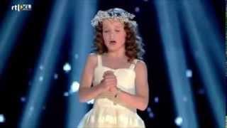 Amira Willighagen - Ave Maria. Mam Talent [NAPISY PL]