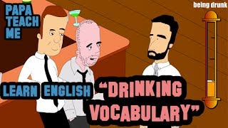 Learn English - Drinking Vocabulary