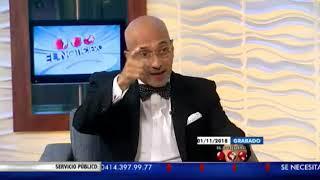 La Entrevista – El Noticiero Televen – Richard Ujueta 2 nov. 2018