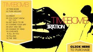 Gambar cover IRATION - Time Bomb [FULL ALBUM] (2010)