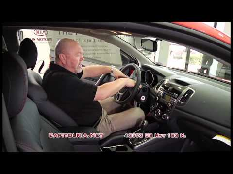 2011 Kia Forte Koup Walk Around Video with Tom Holland