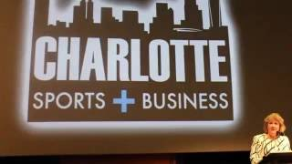 Highlights from September Charlotte Sports+Business Event
