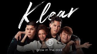 "Review Album ""Grow In The Dark"" - KLEAR"