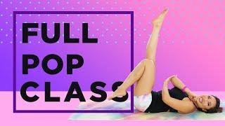 *Special* Full Length 1 Hour POP Pilates Class!