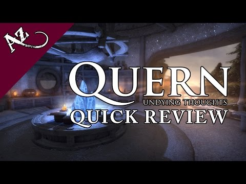 Quern - Undying Thoughts - Quick Game Review video thumbnail