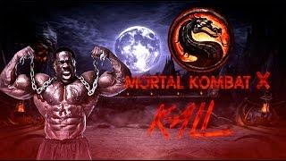 Kali Muscle משחק Mortal Kombat X