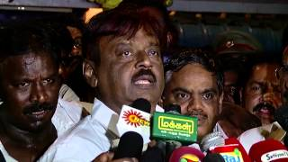 Bad Time Started For Jayalalithaa - Vijayakanth Punch Dialogue After Coming Out Of Police Custody