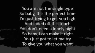 The Weeknd - I Feel It Coming (Lyrics)