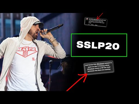 Eminem Latest Tweets and Associate Instagram Story Sends Fans Into a Frenzy of What's to Come