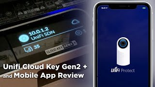 The Unifi Cloud Key Gen 2 Plus & Mobile App Review