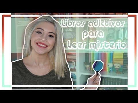 LIBROS ADICTIVOS PARA EMPEZAR A LEER MISTERIO | TOP 6 LIBROS DE MISTERIO