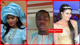 Exclusif : Mariage de Soumboulou avec Abdoulaye Diop Khass qui lui offre 6millions