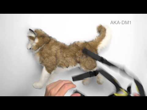 Регулируемый ремень Sony AKA-DM1 видео 1