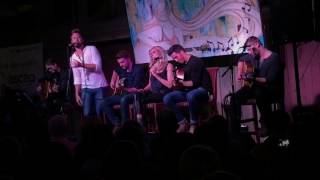 Josh Kear and Charles Kelley at 30A Songwriters Festival 2017