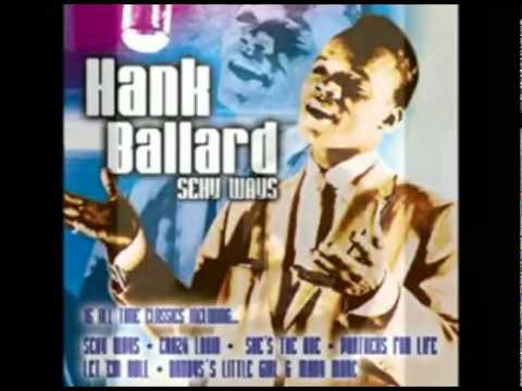 Theme: Tube cards  e-card: hank ballard and the..