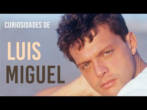 Luis Miguel video Curiosidades de Luis Miguel - Abril  2020