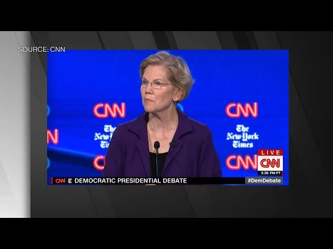 Democratic Debate: Presidential Candidates Rail Against Trump's Trade War
