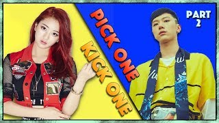 Pick One Kick One Kpop Songs Part 2 (HARD) Kpop Game