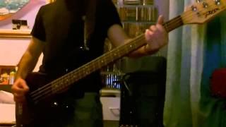 Christian death - She never woke up (Bass cover)
