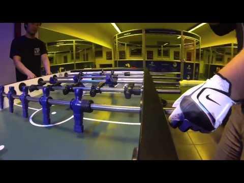 Tischkicker-Tipps vom Weltmeister: Die 5 Goldenen Schüsse
