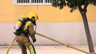 preview picture of video 'Incendio Hondon De Las Nieves'