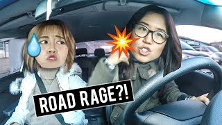 My FIRST TIME Driving in Korea (Day 1)