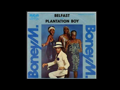Boney M. - Plantation Boy