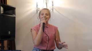 Татьяна Павлова -Mercy on me ( cover Christina Aguillera)