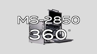 【360 Product Video】MS-2850 8-12-Channel Mobile Video Studio