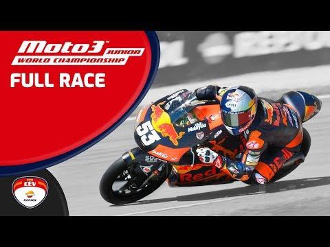 Race 1 FIM Moto3™ Junior World Championship Circuit de Barcelona-Catalunya