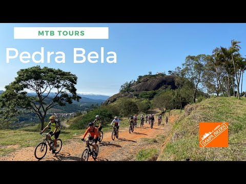 Video MTB Tours no circuito das capelas de Pedra Bela