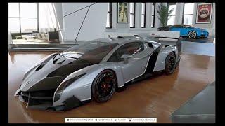 The Crew 2 Lamborghini Veneno Customization ฟร ว ด โอออนไลน ด