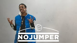 No Jumper - The Roy Woods Interview
