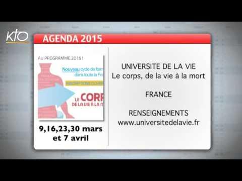 Agenda du 2 mars 2015