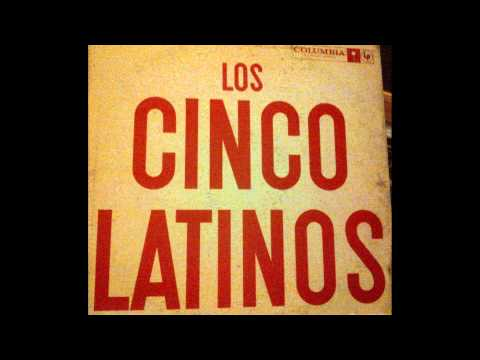 Los Cinco Latinos - Hora Del Crepusculo (Twilight Time) - Beautiful 1959 Remake of Platters Ballad