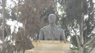 preview picture of video 'Historic (Field Marshal Edmund) Allenby  Park in Beersheva's Old City גן אלנבי, באר שבע בשיפוץ'