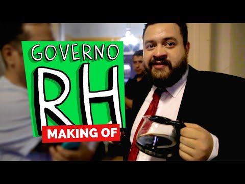 MAKING OF - GOVERNO RH