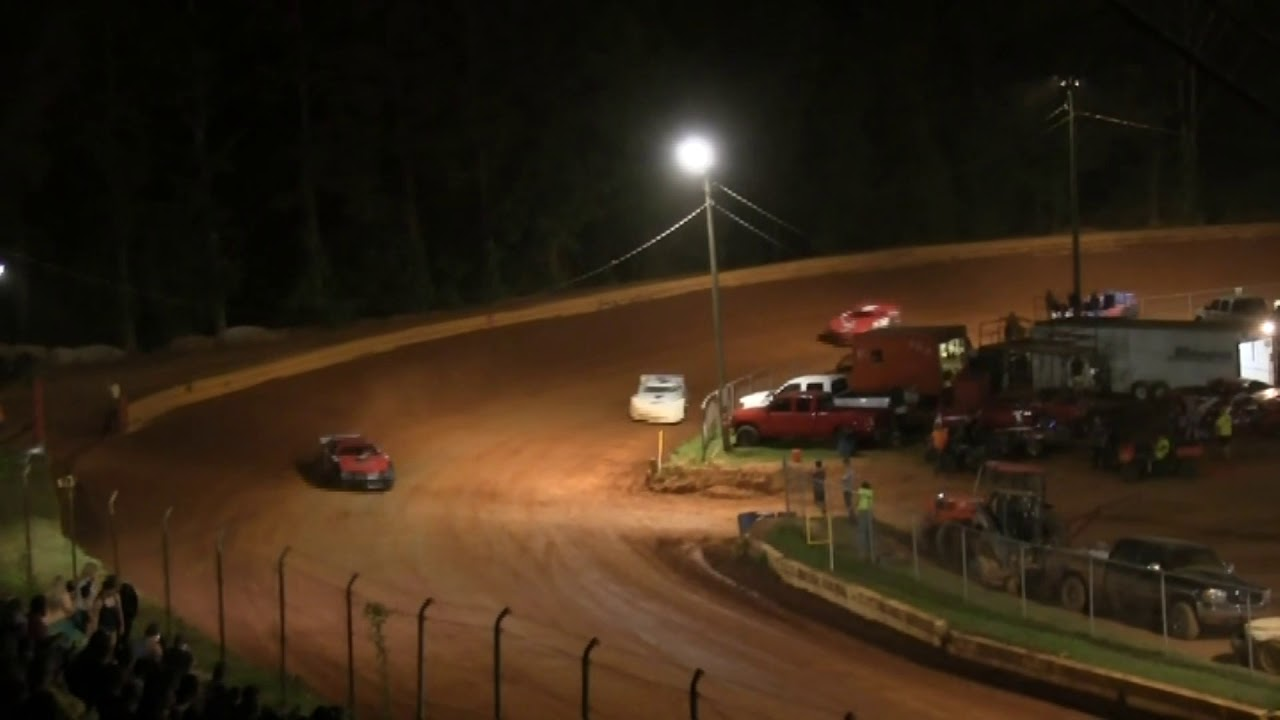 Modified Street at Toccoa Raceway July 3rd 2019