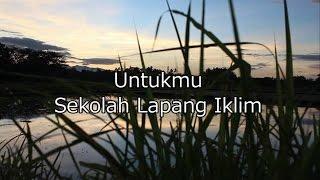 Untukmu Sekolah Lapang Iklim Tahap 3 Provinsi Bali
