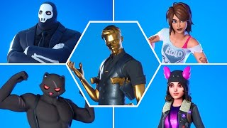 How to Unlock All Shadow and Ghost Styles - All Fortnite Faction Missions