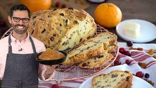 Irish Soda Bread - The Easiest Homemade Bread Recipe!