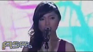 Charice sings Whitney Houston's 'I Have Nothing' on ASAP