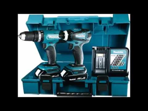 Makita Akku-Set 18 V - DEUTSCH