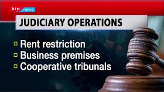 Judiciary makes an about-turn on its operations after Kenyans decried lockdown