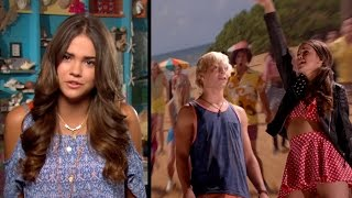 TEEN BEACH 2 Music & Dance Behind The Scenes Featurette - Maia Mitchell, Ross Lynch