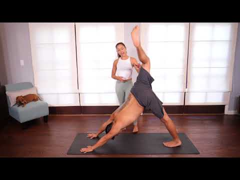 Three-Limb Down Dog Adjustment⎢Teach Yoga with Briohny Smyth