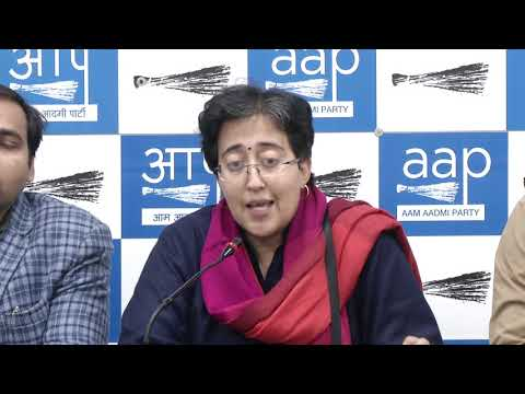 AAP Senior Leader Briefs on The Issue Of Reservation