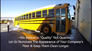 Fleet Washing Service in San Jose CA